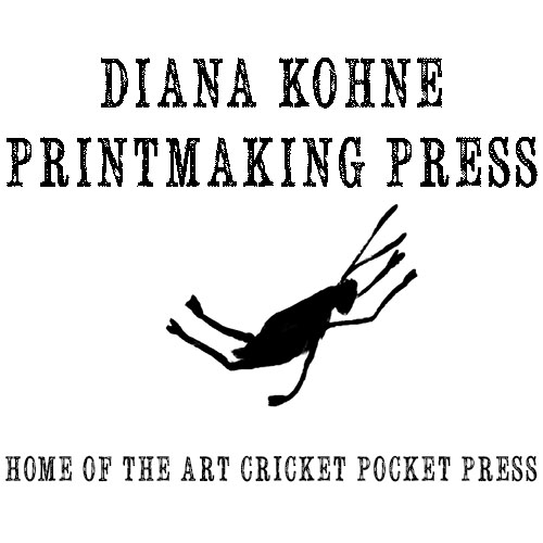 diana kohne printmaking press
